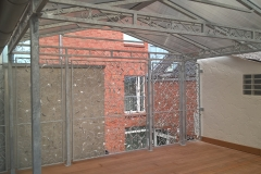 Terrassenüberdach-Lichtplatten